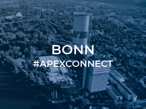 CANBI na APEX Connect w Bonn